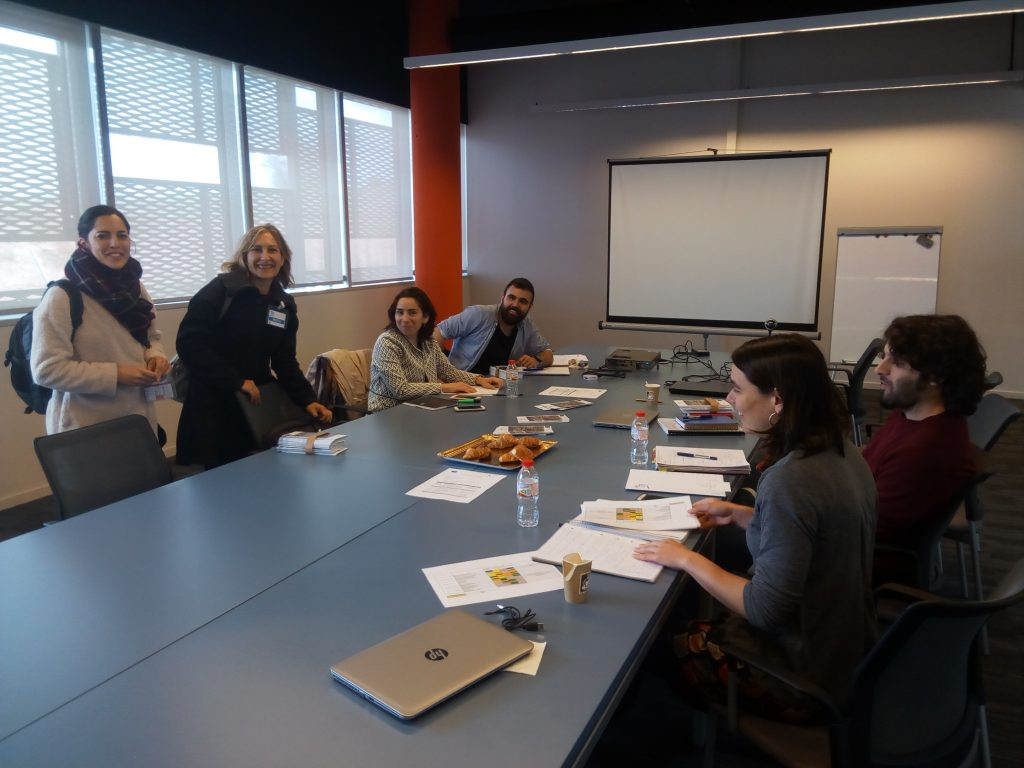 REWATCH CONSORTIUM MEETS IN MANRESA FOR ITS THIRD FOLLOWUP MEETING