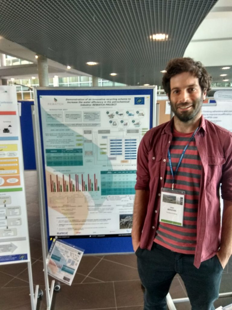 REWATCH LCA presented at the 9th International Conference on LCM